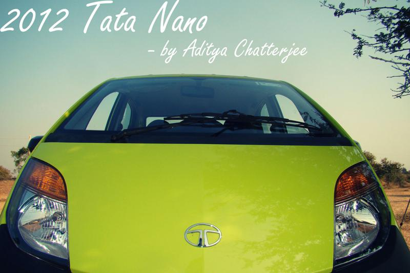 Tata Nano Dec Review Exterior (50)