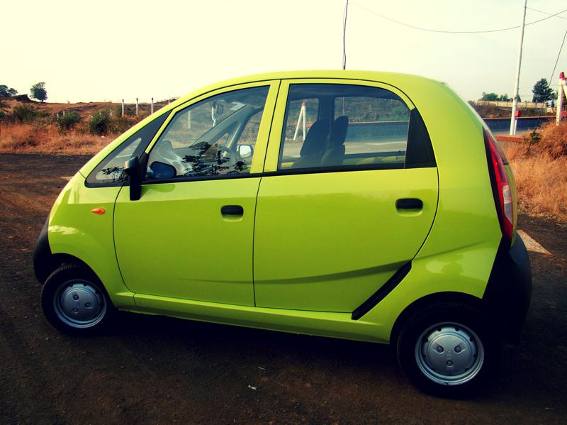 2012 Tata Nano Review: The Refreshed Cute Car - CarTrade