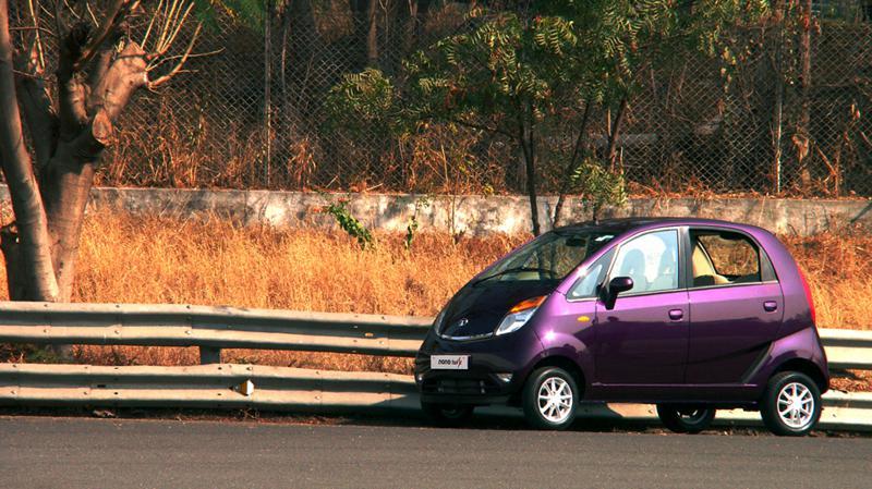 Tata Nano Twist Pictures 12