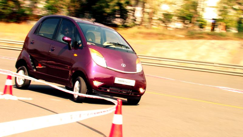 Tata Nano Twist Pictures 15