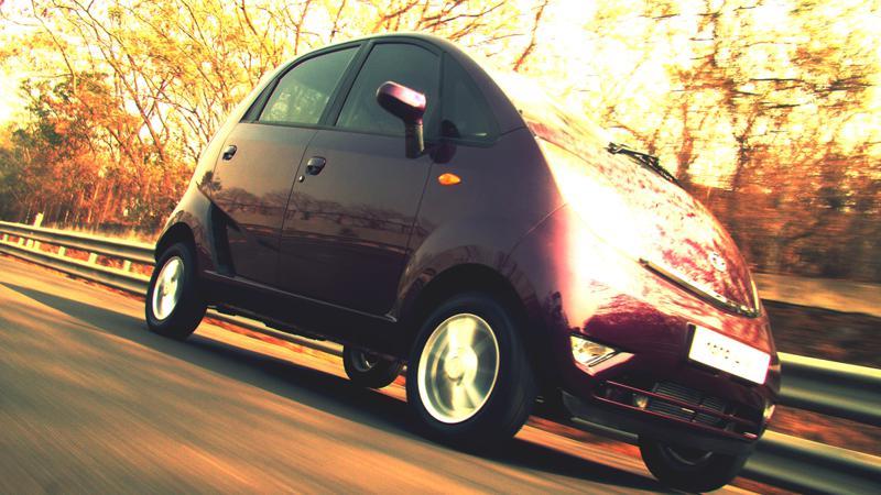 Tata Nano Twist Pictures 21