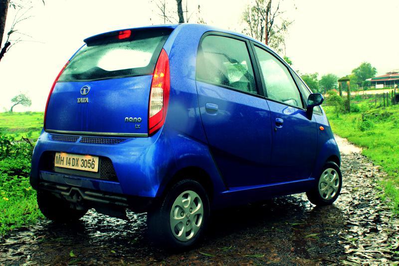 Tata Nano Images 26
