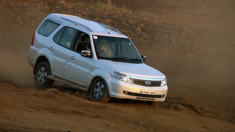 Tata Safari Storme Brakes Image