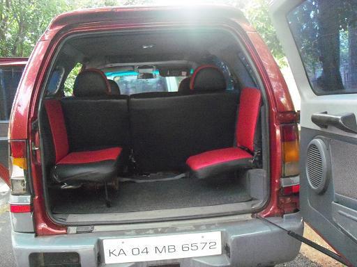 New Tata Safari Interior picture
