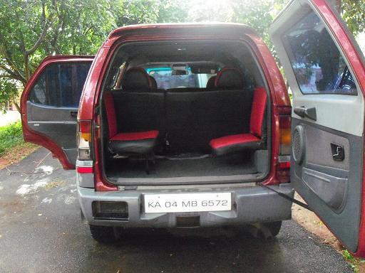 New Tata Safari picture