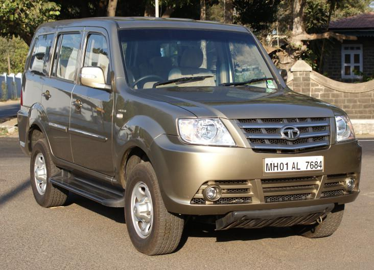 Tata Sumo Grande Mark II - An Introduction - CarTrade