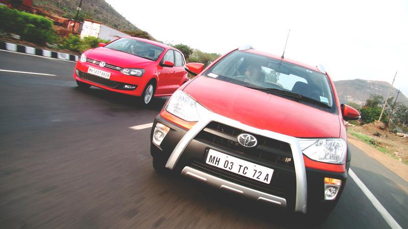2014 Toyota Etios Cross Images 9