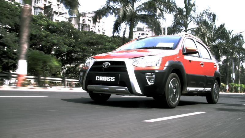 Toyota Etios Cross Pictures 17