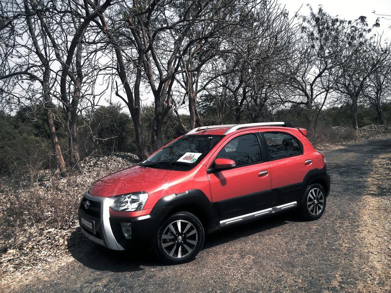 Toyota Etios Cross Pictures 18