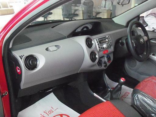 Totyata Etios Liva Dash Board Photo