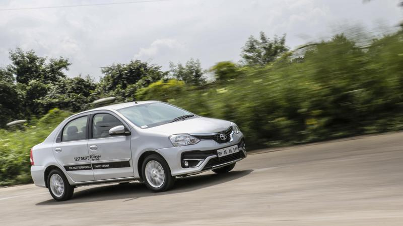 Toyota Etios Platinum first drive review