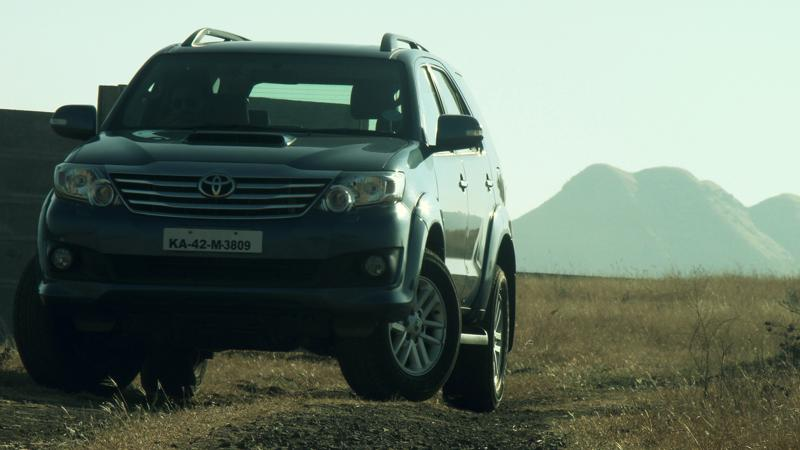 Toyota Fortuner Ride image