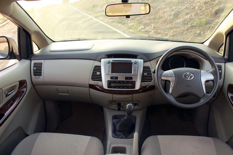 Toyota Innova Interior