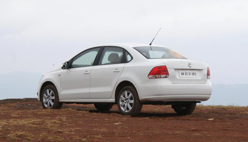 Volkswagen Vento - an Attractive Alternative - CarTrade