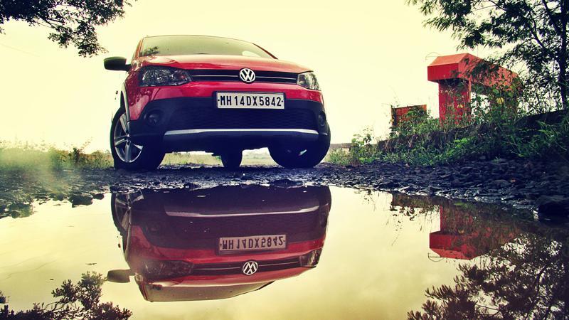Volkswagen Cross Polo Images 10