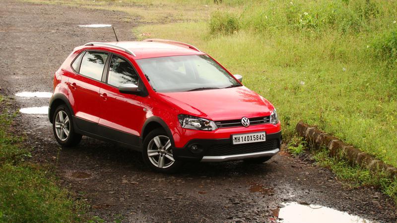 Volkswagen Cross Polo Images 13