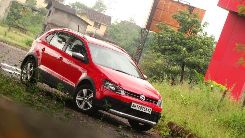 Volkswagen Cross Polo Images 14