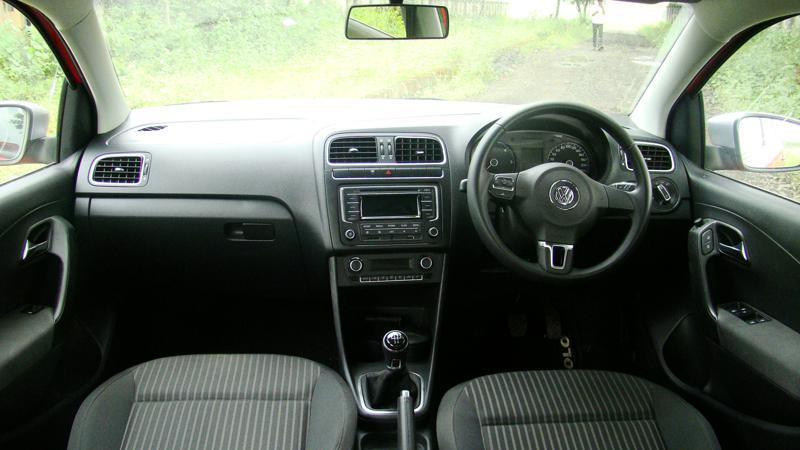 Volkswagen Cross Polo Images 17