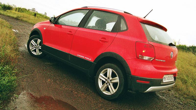 Volkswagen Cross Polo Images 34