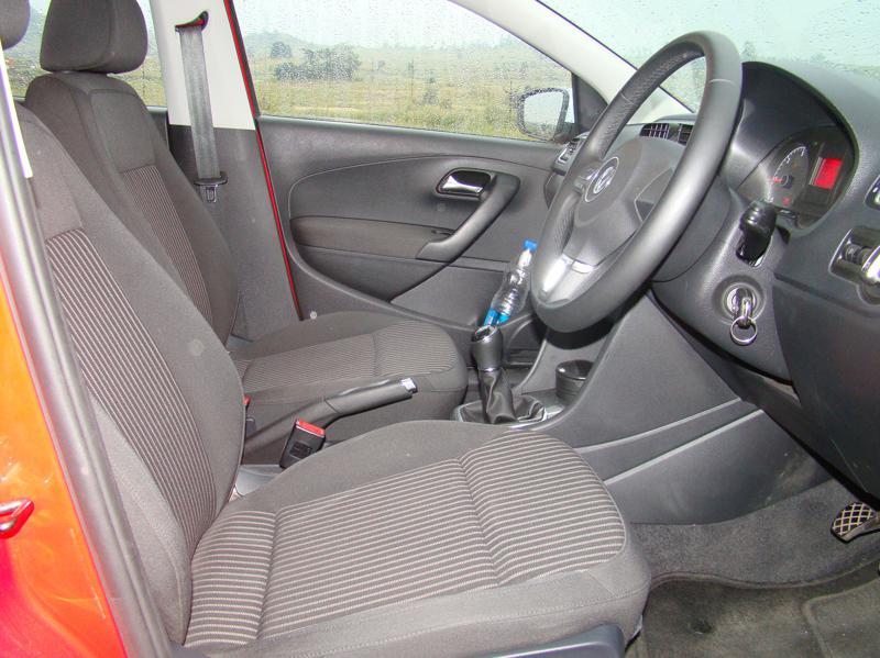 Volkswagen Cross Polo Images 4