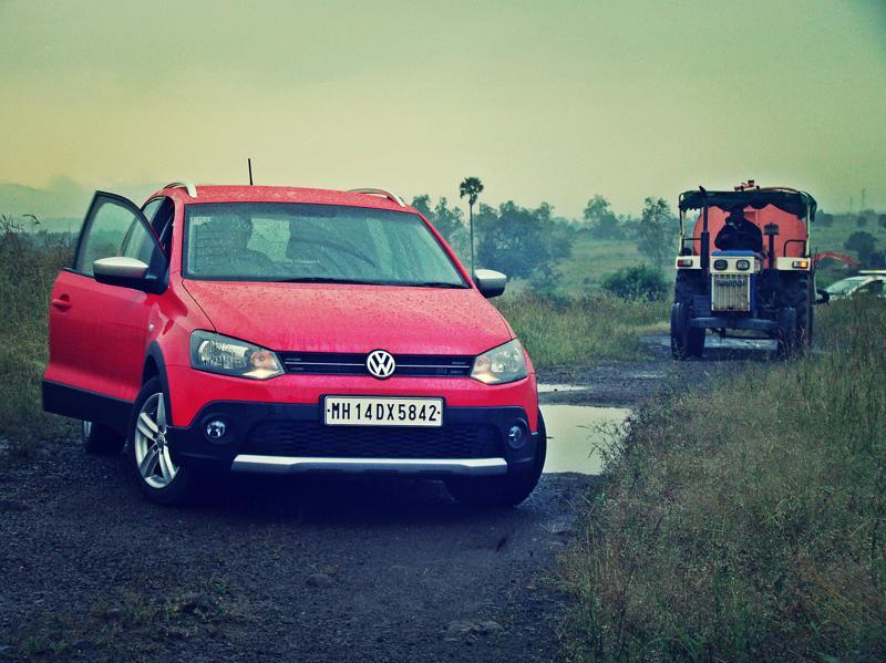 Volkswagen Cross Polo Images 8