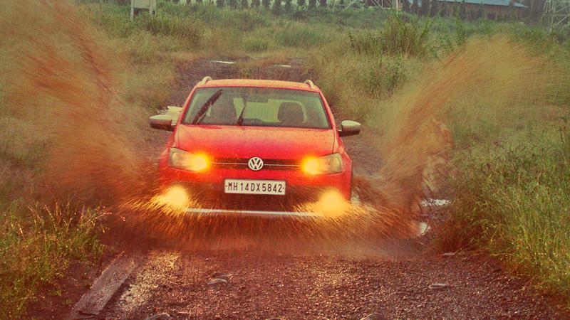 Volkswagen Cross Polo Images 9