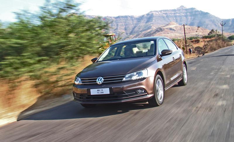 New Volkswagen Jetta Poster