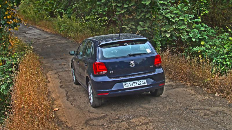 Volkswagen Polo GT TDI Images 11