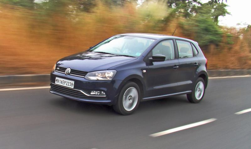 Volkswagen Polo GT TDI Images 15