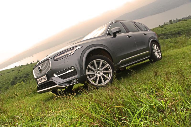 Volvo XC90 Images 16