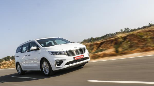 Kia Carnival First Drive Review  - CarTrade