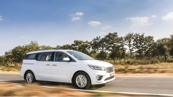 Kia Carnival First Drive Review