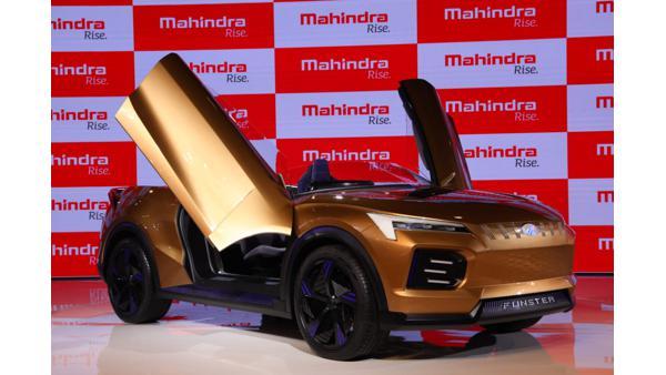 Mahindra Funster concept