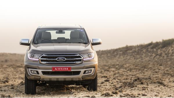 Ford Endeavour 2.0-litre Diesel Automatic 4x4 First Drive Review