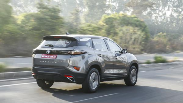 2020 Tata Harrier First Drive Review