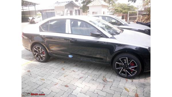 Skoda Octavia RS 245 arrives at dealerships