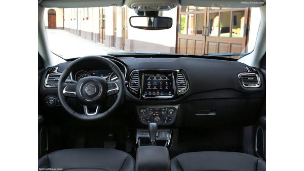 2020 Jeep Compass Revealed Cartrade