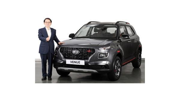Hyundai Venue iMT