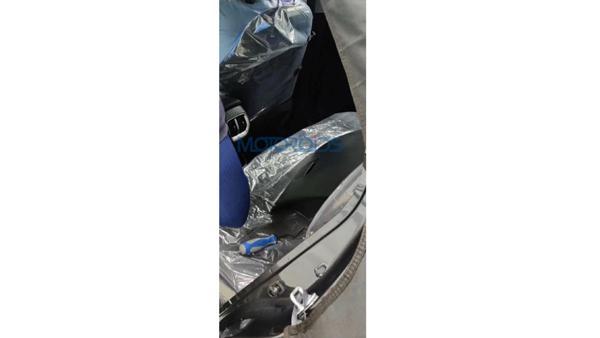 Kia Sonet rear AC vents