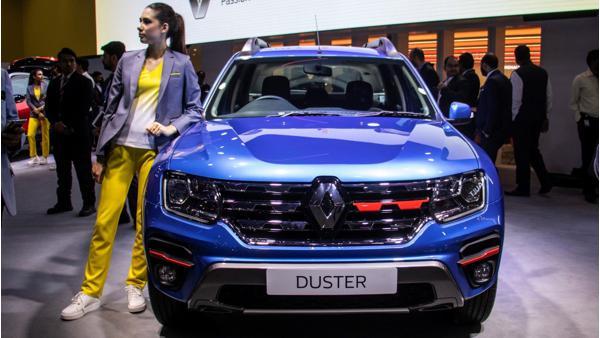 Renault Duster turbo-petrol variant