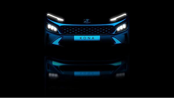 New-Hyundai-Kona-front-teased