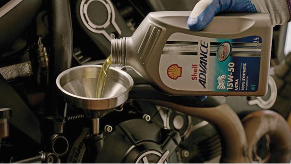 Shell Hoopy Partnership