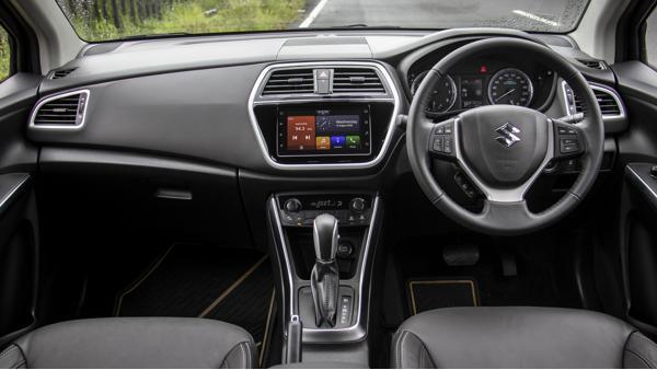 2020 Maruti Suzuki S-Cross Petrol Review