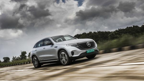 Mercedes-Benz EQC First Drive Review - CarTrade
