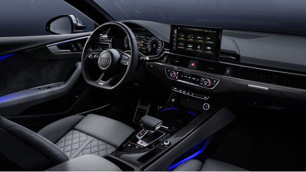 New Audi S5 Sportback interior