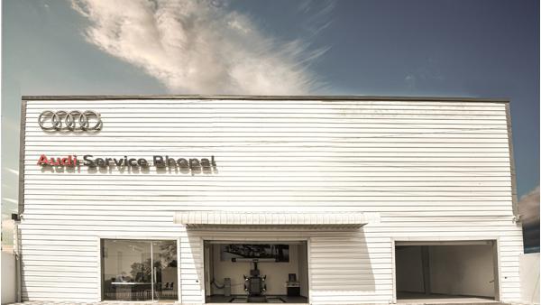 Audi Service Bhopal
