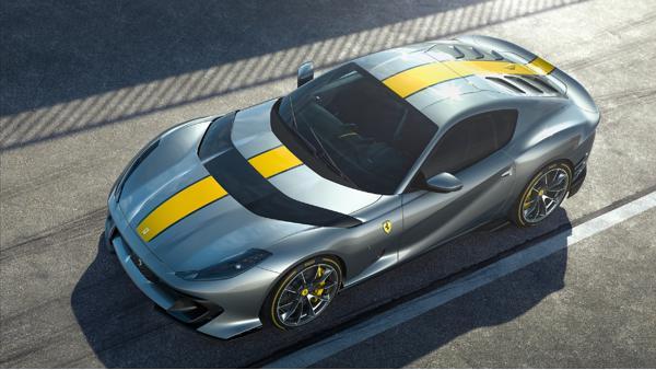 Ferrari 812 Superfast Special Edition