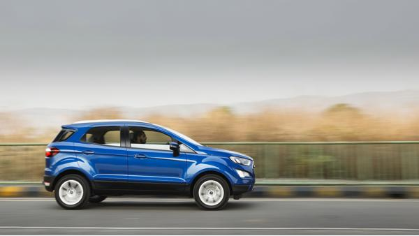 Ford EcoSport SE Petrol First Drive Review