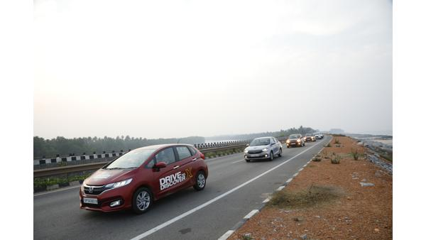 Honda Drive To Discover 10: Bangalore to Goa via buttery smooth roads and a picturesque coastline - CarTrade