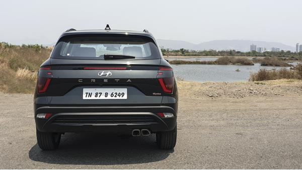 Hyundai Creta Turbo GDi DCT First Drive Review